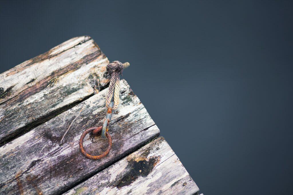pontili in legno